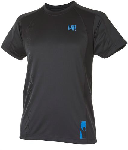 Luta Luta Speed-Tech Black Training Top